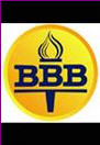 Better Business Bureau Logo and Link